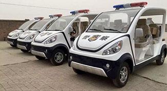 金恺巡逻车,您身边的安全卫士