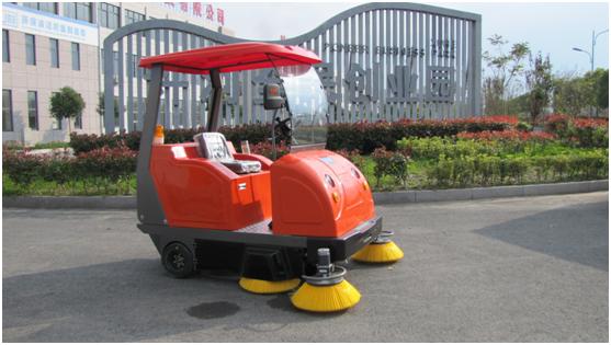 小型电动扫地车适用在哪些场所