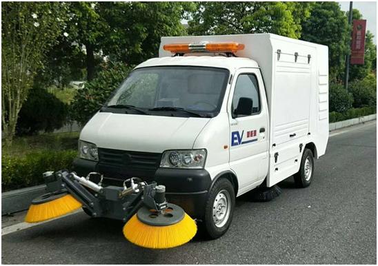 电动扫地车和传统扫地车相比优势都有哪些?