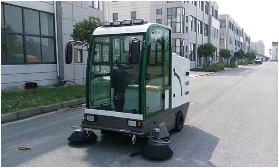 环卫扫地车选择电动扫地车的清扫效果如何?