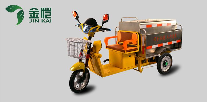 40辆电动保洁车应急 汉兴街环卫工午间可休息3小时