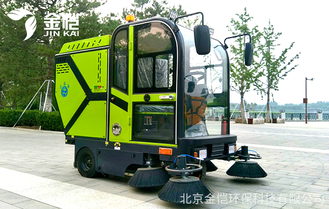 如何选择电动扫地车?北京金恺环保专业解答