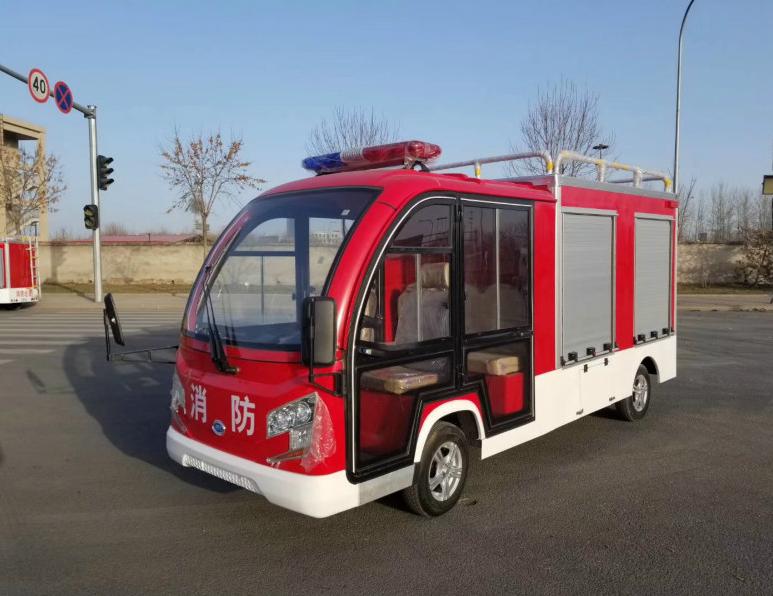 如何采购电动消防车 金恺环保给您参谋