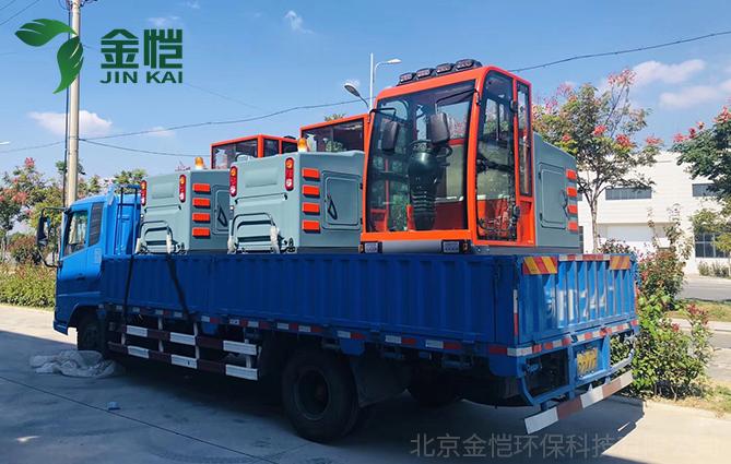 电动扫地车为环保清扫助力 更贴合实际应用