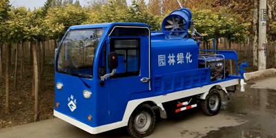 电动雾炮降尘车JK-WP-1200B