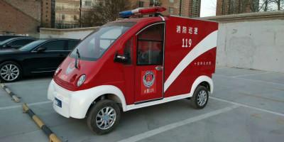 电动消防车JK-XF-004