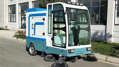 电动扫地车 JK-SD-05
