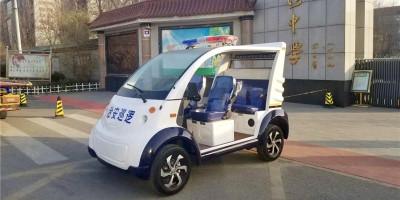 电动巡逻车JK-XL-004B
