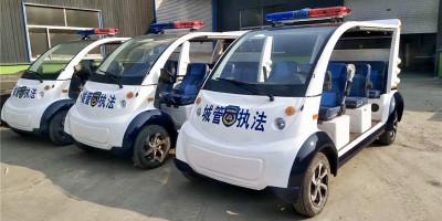 电动巡逻车JK-XL-006B