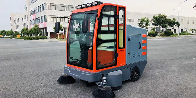 电动消毒扫地车 JK-SD-01