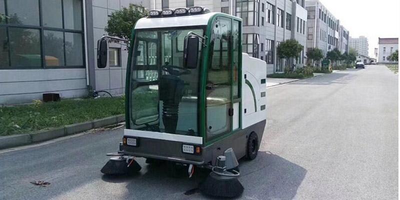 电动扫地车 JK-SD-04