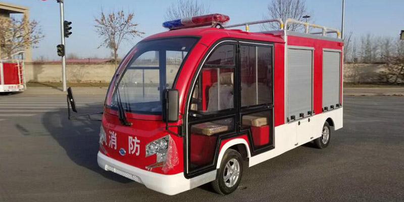 电动消防车JK-XF-001
