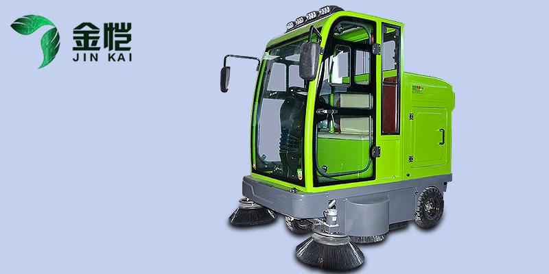 电动扫地车JK-SD-03