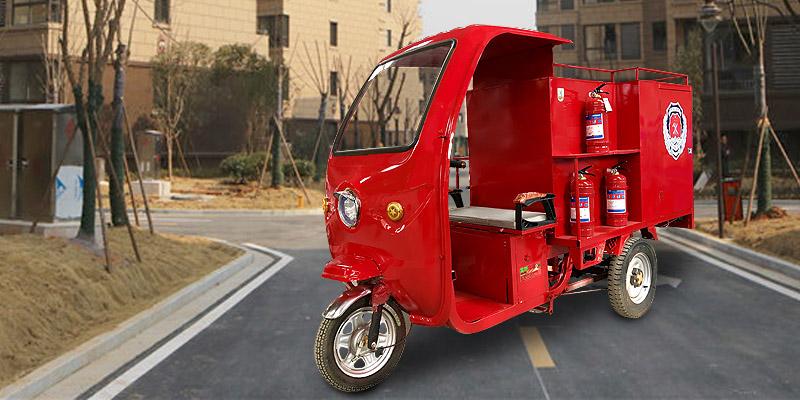 电动消防车JK-XF-005