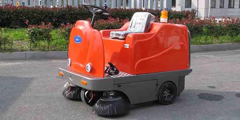 电动扫地车 JK-SD-07