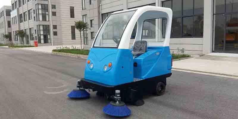 电动扫地车 JK-SD-10