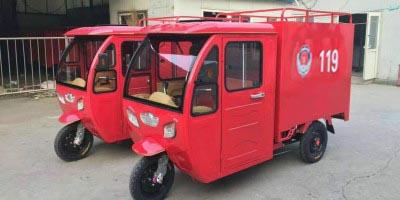 电动消防车JK-XF-006