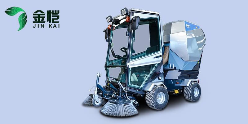 电动扫地车 JK-SD-02