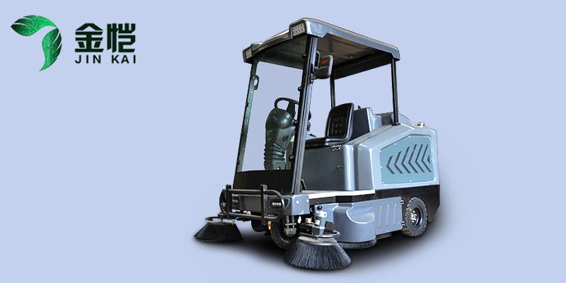 电动扫地车 JK-SD-17