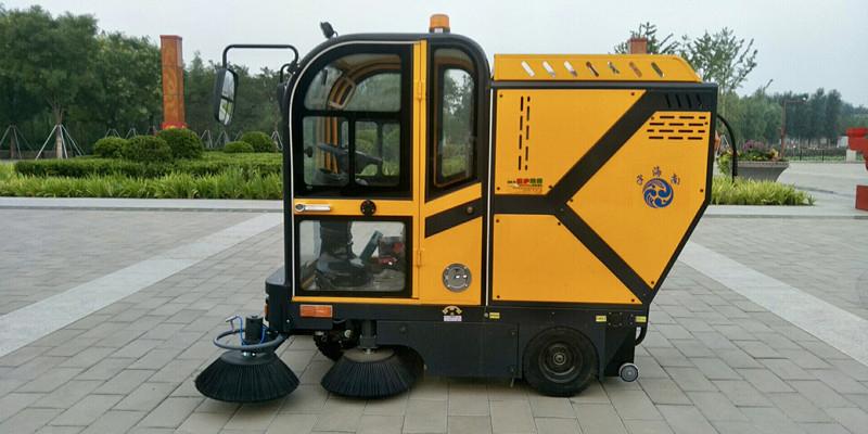 电动消毒清扫车(带高压冲洗)JK-SD-16A