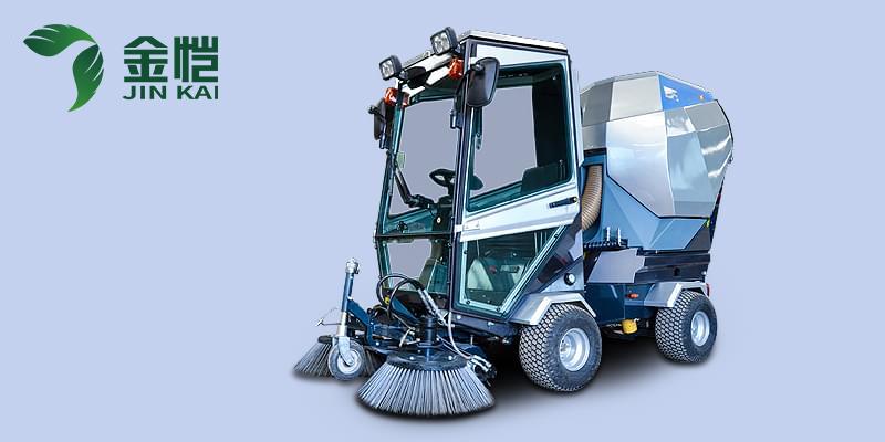 扫地车 JK-SD-02