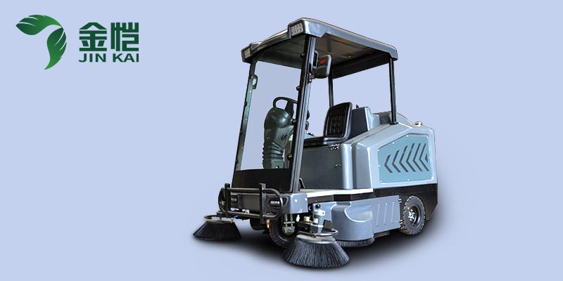 电动扫地车JK-SD-17