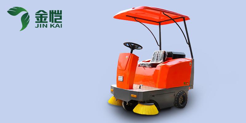 电动扫地车 JK-SD-19