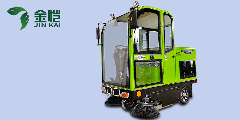 电动扫地车JK-SD-15