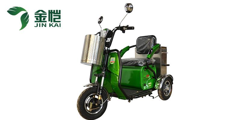 电动保洁车JK-JS-060C