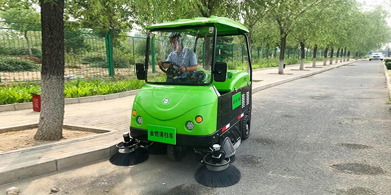电动扫地车T9  JK-SD-T9