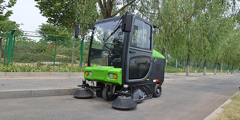 电动扫地车JK-SD-T8