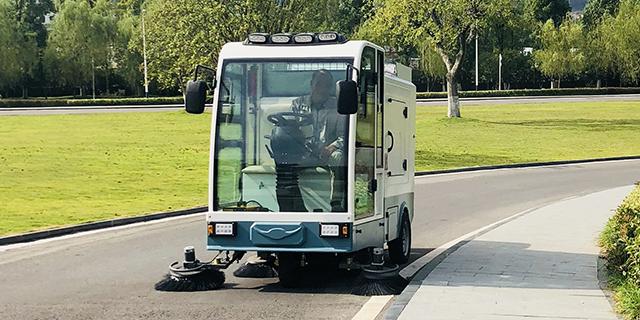 电动扫地车JK-SD-240L