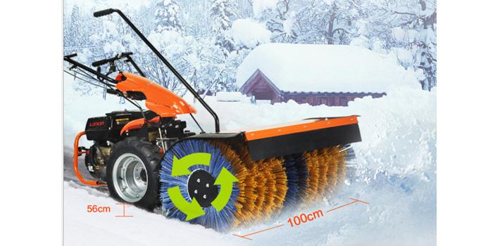 手推式扫雪机 JK-SX-001A