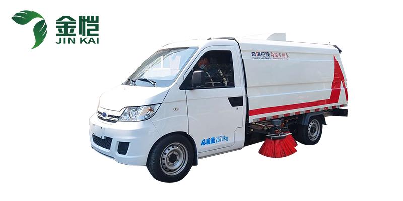 奇瑞扫地车JK-SD-30 纯电动可上牌