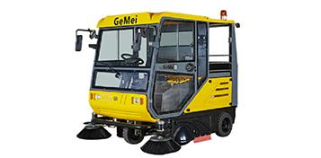 电动扫地车格美S10
