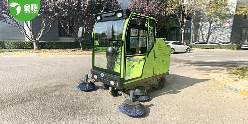五刷双风机扫地车JK- SD-2200A