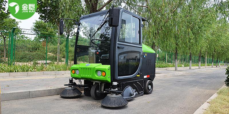 电动消毒扫地车JK-SD-T8