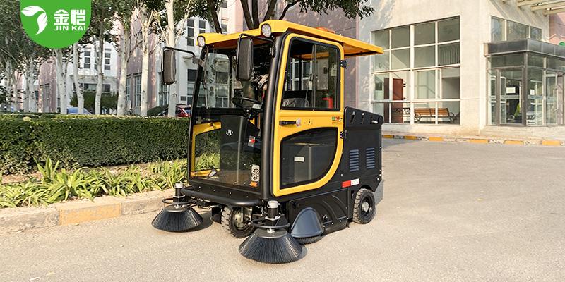 电动扫地车格美-S6