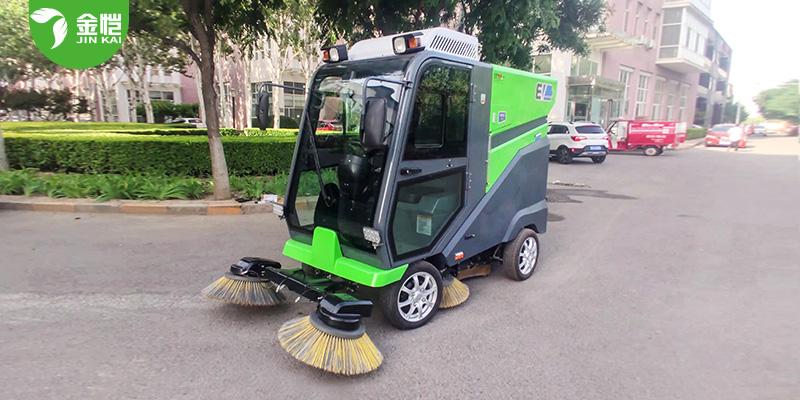 电动消毒清扫车(带高压冲洗)JK-T10